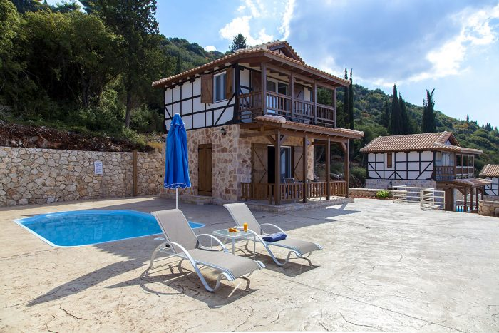 private cottage ideal for couples