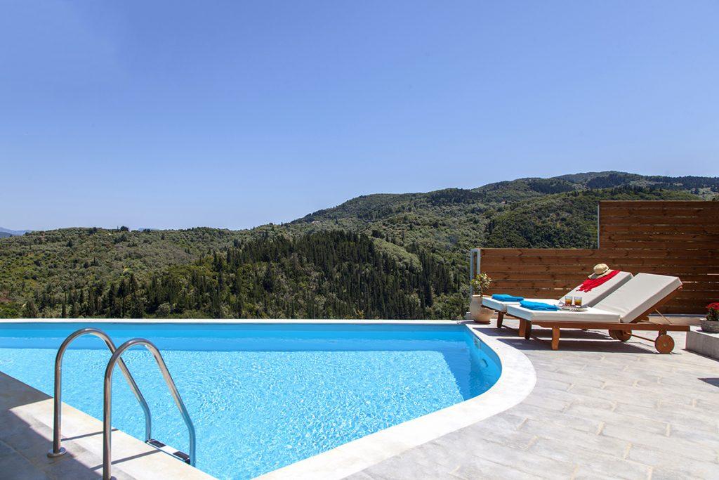villa alba in apolpena lefkada greece perfect for families