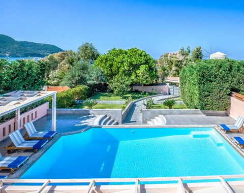 villa agios ioannis in lefkada greece short distance from the beach
