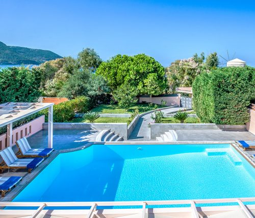 villa agios ioannis in lefkada greece short distance from the beach
