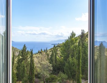 villa-amadeus-poros-lefkada-greece-bedroom-view