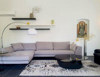 villa-amadeus-poros-lefkada-greece-living-room-with-religious-artwork-feature