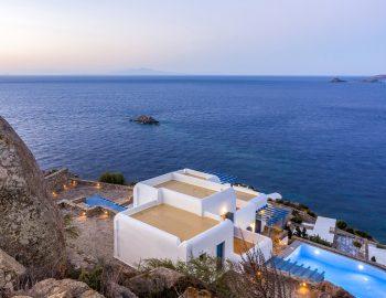 villa-amvrosia-agios-lazaros-mykonos-greece-evening-property-sea-view