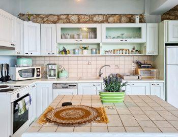 villa anemus sivota lefkada greece fully equipped kitchen