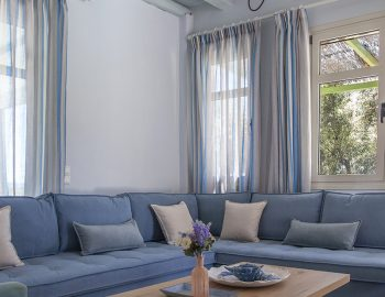 villa anemus sivota lefkada greece lounge setting