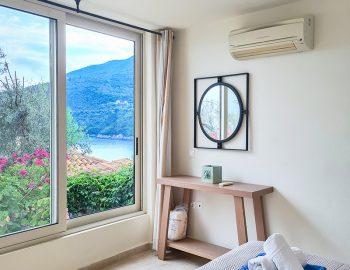 villa anemus sivota lefkada greece lower ground bedroom
