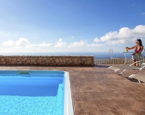 villa arenaria lefkada greece