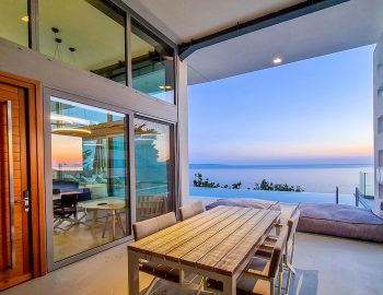 villa blue infinity syvota epirus greece luxury accommodation
