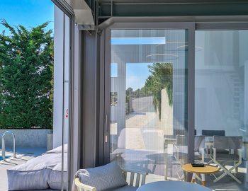 villa blue infinity syvota epirus greece luxury lounge area