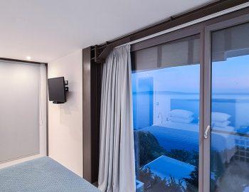 villa blue ionian syvota epirus greece accommodation