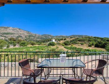 villa endless blue kalamitsi lefkada greece bedroom balcony with mountain view
