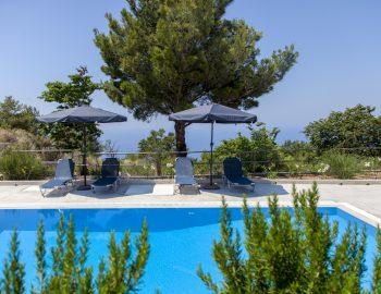 villa endless blue kalamitsi lefkada with private pool and sea views