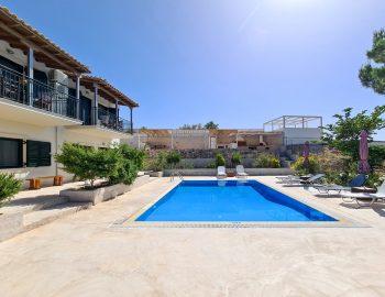 villa endless blue kalamitsi lefkada greece private pool area summer holiday