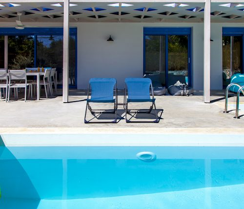 villa galini in mikros gialos lefkada with private pool ideal for families