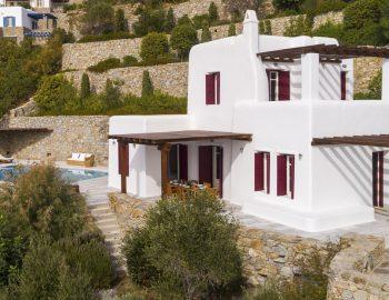 villa-irene-agios-lazaros-mykonos-greece-drone-photo-of-entrance