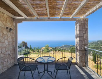 villa klearista kalamitsi lefkada greece private master balcony
