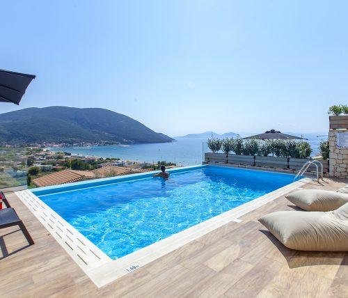villa-maria-vasiliki-lefkada-lefkas-accommodation-private-pool-cushions-sunbeds-sea-view-header-photo