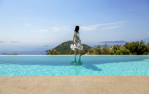 villa oceanos in sivota lefkada with private pool perfect for couples