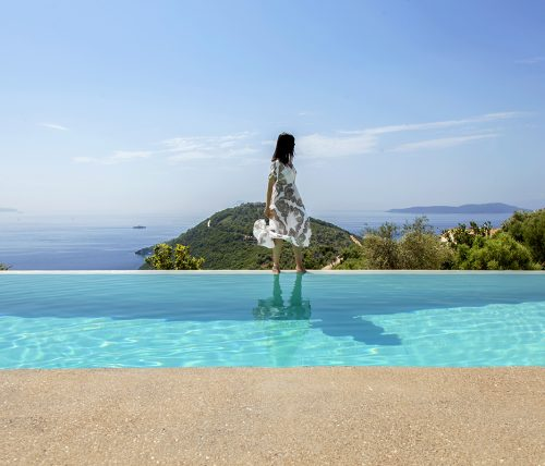 villa oceanos in sivota lefkada with private pool perfect for couples