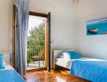villa-ostria-sivota-lefkada-greece-twin-bedroom