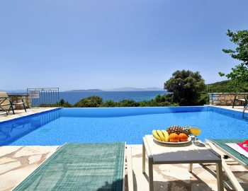 villa pelagos sivota lefkada greece infinity pool