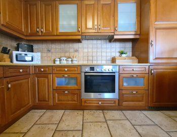 villa pelagos sivota lefkada greece kitchen