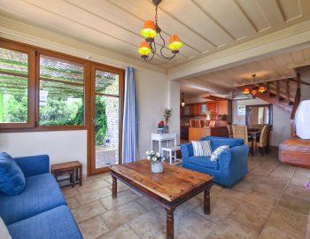 villa pelagos sivota lefkada greece lounge room