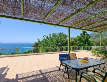 villa pelagos sivota lefkada greece private patio