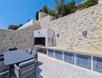 villa roya sivota lefkada greece fully equipped bbq