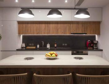 villa roya sivota lefkada greece kitchen island