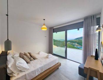 villa roya sivota lefkada greece lower ground double bedroom