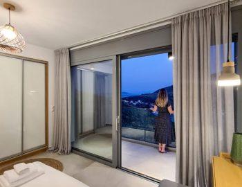 villa roya sivota lefkada greece master bedroom