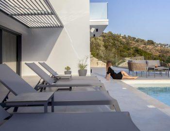 villa roya sivota lefkada greece outdoor area