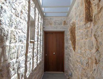 villa sky sivota lefkada greece door entrance