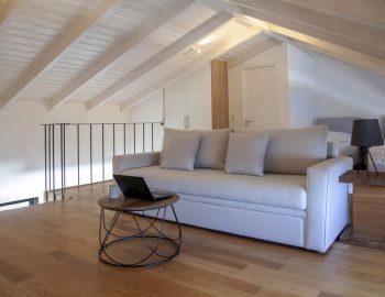 villa sky sivota lefkada greece loft style bedroom