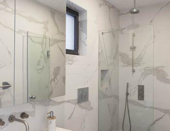 villa sky sivota lefkada greece luxury bathroom with shower