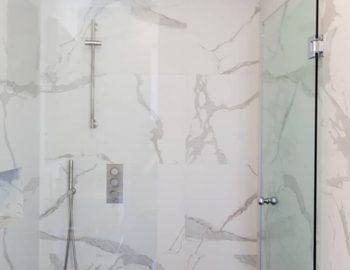 villa sky sivota lefkada greece luxury shower