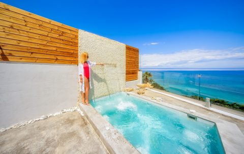 villa thalassa zakynthos greece with sea view