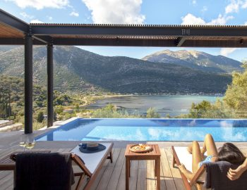 villa-theia-desimi-lefkada-greece-girl-laying-on-sunbed